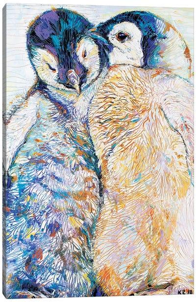 Love Heals Canvas Art Print