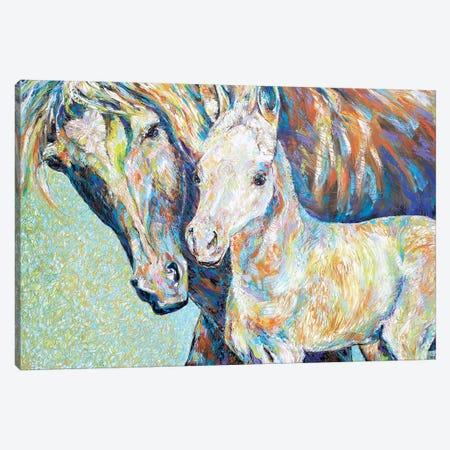 Loving Life 3-Piece Canvas #KSV13} by Kathleen Steventon Canvas Artwork