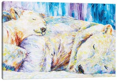 Peaceful Slumber Canvas Art Print