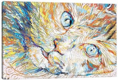 Soul Mate Canvas Art Print