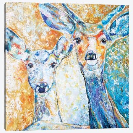 Where Are The Children Canvas Print #KSV23} by Kathleen Steventon Art Print