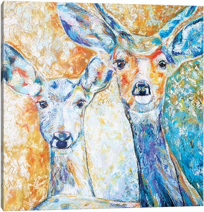 Where Are The Children Canvas Art Print