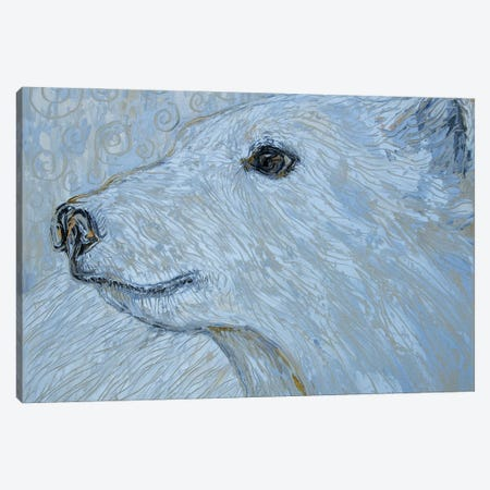 Seeking Peace Canvas Print #KSV27} by Kathleen Steventon Canvas Art