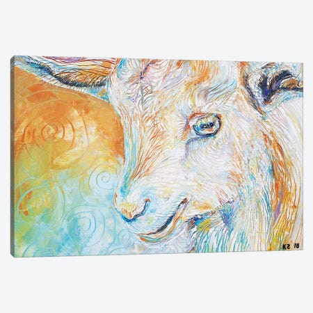 Innocence Canvas Print #KSV8} by Kathleen Steventon Canvas Art