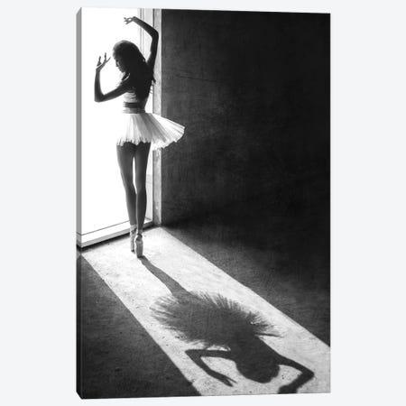 Shadow Dance Canvas Print #KSW3} by Sebastian Kisworo Canvas Print