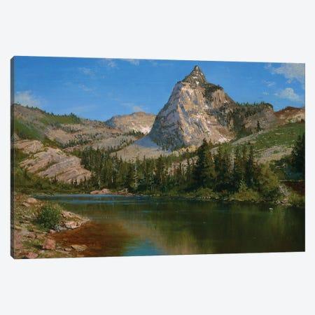 Sundial Peak, Daytime Canvas Print #KSZ16} by Ken Salaz Art Print