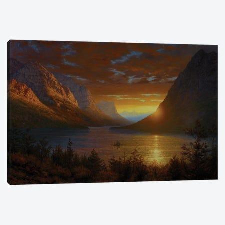 The Eternal Now Canvas Print #KSZ28} by Ken Salaz Canvas Print