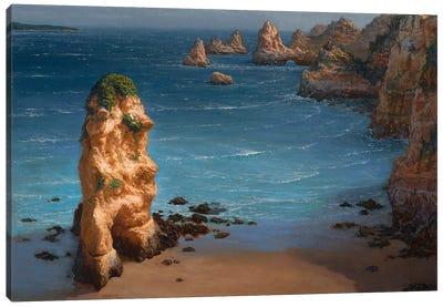 Dona Ana Portugal Canvas Art Print