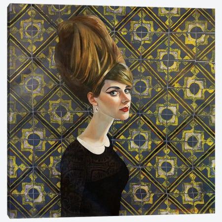 Victoria Canvas Print #KTA20} by Katharine Alecse Art Print