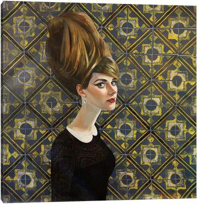 Victoria Canvas Art Print