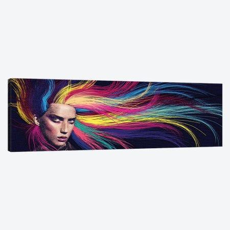 Wind Canvas Print #KTB129} by Kateryna Bortsova Canvas Wall Art