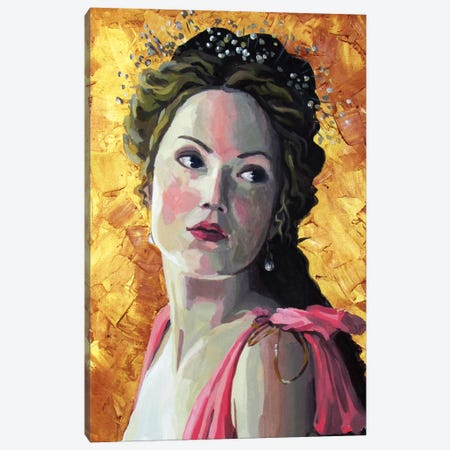 Aphrodite Canvas Print #KTB14} by Kateryna Bortsova Canvas Art