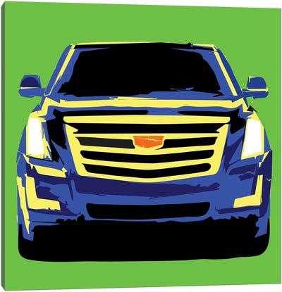 Automobile Canvas Art Print