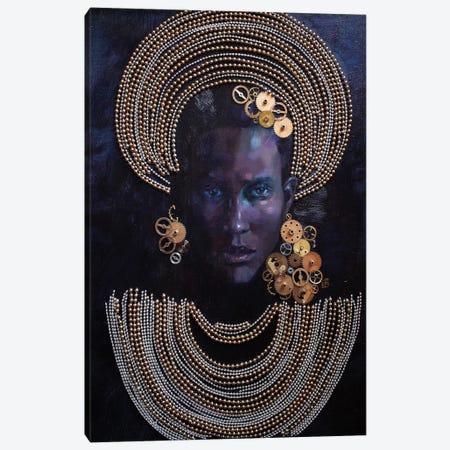 Mystical Queen Canvas Print #KTB158} by Kateryna Bortsova Canvas Print