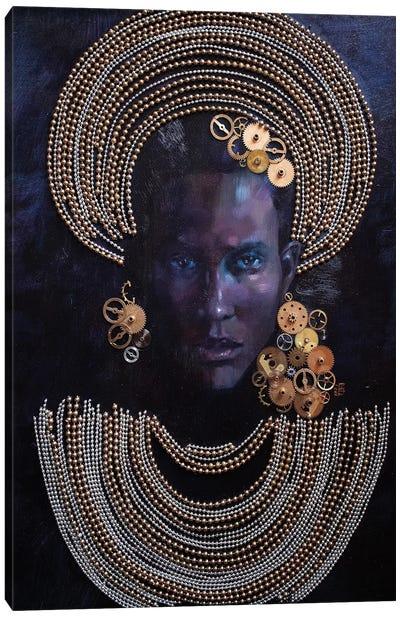 Mystical Queen Canvas Art Print