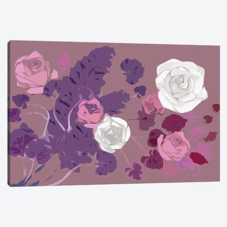 Roses Canvas Print #KTB170} by Kateryna Bortsova Art Print