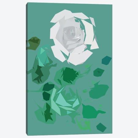 Rose Canvas Print #KTB171} by Kateryna Bortsova Art Print