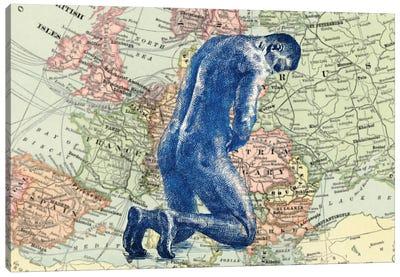 Europe III Canvas Art Print