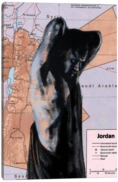 Jordan II Canvas Art Print