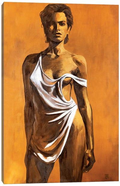 Gold Fever Canvas Art Print