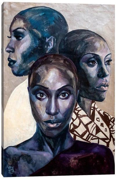 Phenomenal Woman Canvas Art Print