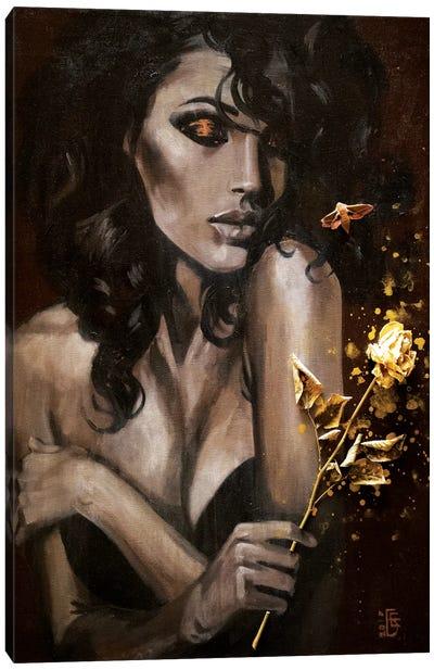 Secrets Of The Night Canvas Art Print