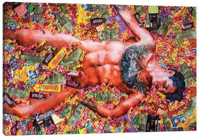 American Dream Canvas Art Print