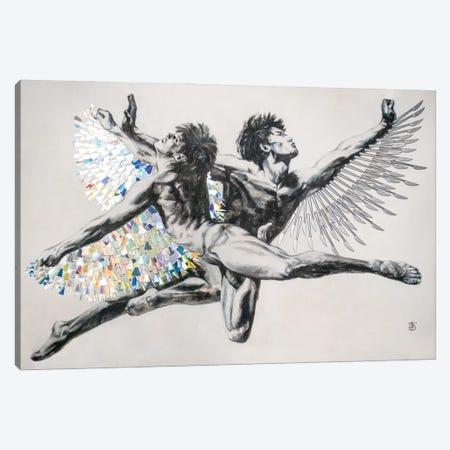 Icarus Canvas Print #KTB46} by Kateryna Bortsova Canvas Art Print