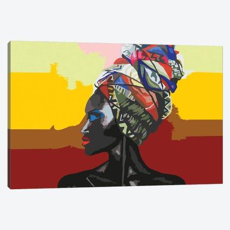 Africa Canvas Print #KTB52} by Kateryna Bortsova Art Print