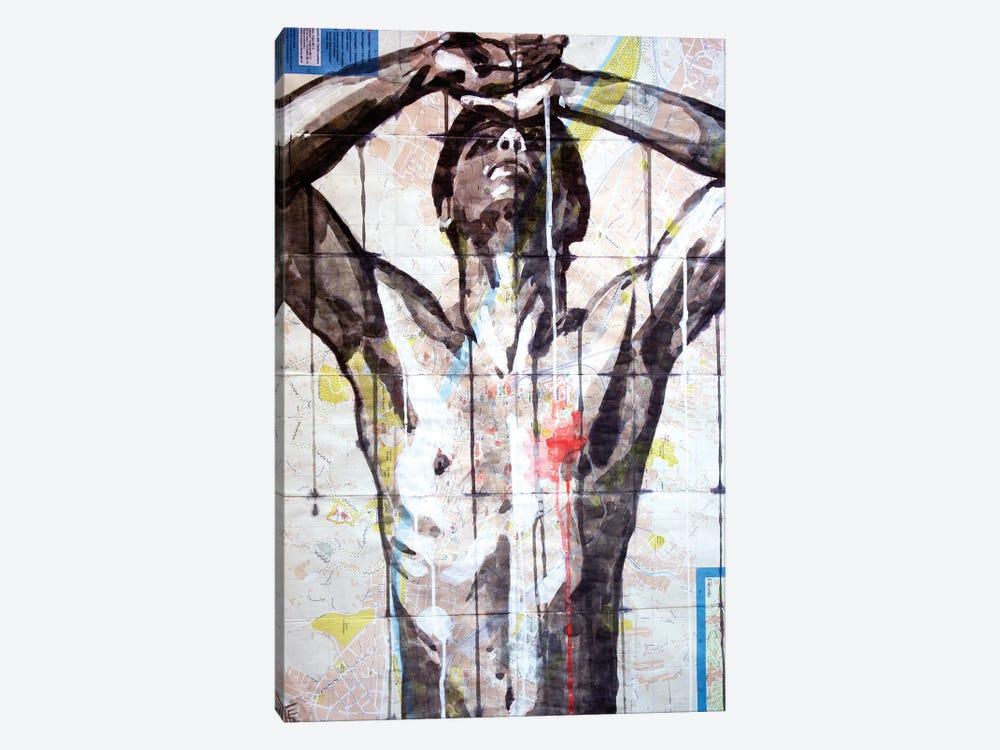 Way To My Heart Florence by Kateryna Bortsova 1-piece Canvas Art Print