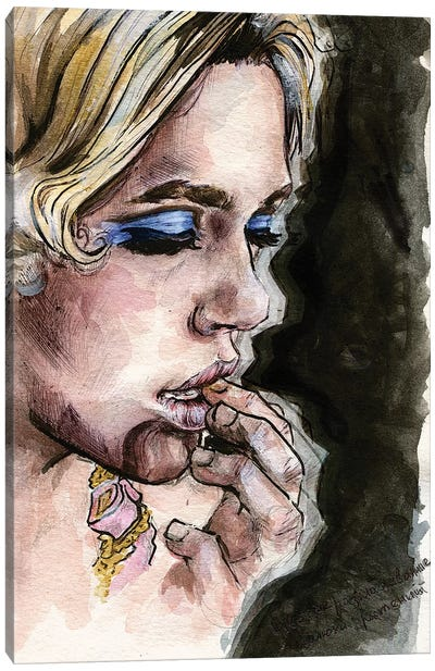 Edie S Canvas Art Print