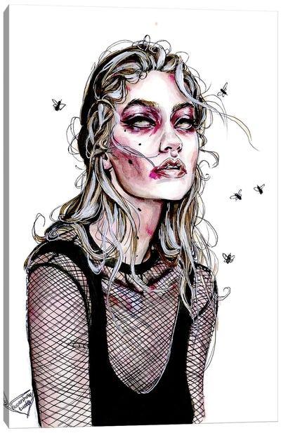 Gigi H. Canvas Art Print