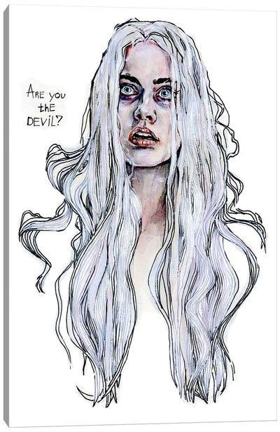 Harley Quinn, S.Q. Canvas Art Print