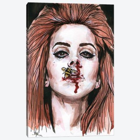 Lana D.R Canvas Print #KTC25} by Katerina Chep Canvas Wall Art