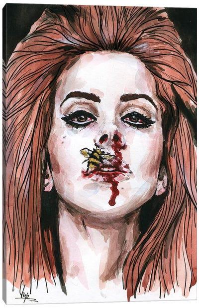 Lana D.R Canvas Art Print