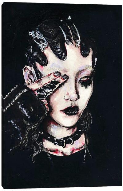 Marc J Canvas Art Print