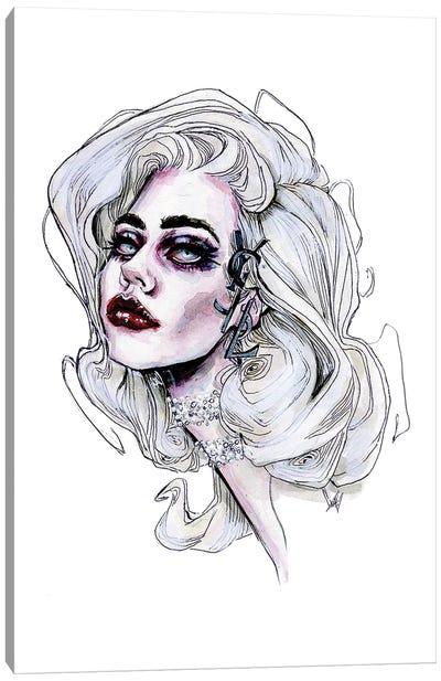 Voschin, YSL Canvas Art Print