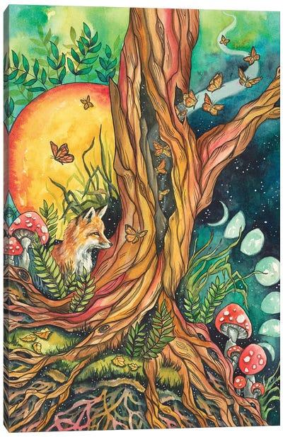 Season Of Growth Canvas Art Print