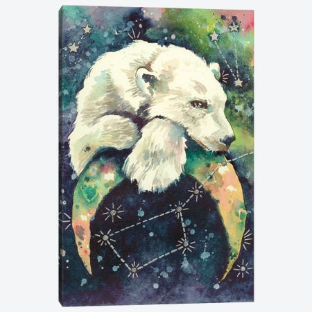 Ursa Major Canvas Print #KTF20} by Kat Fedora Canvas Art