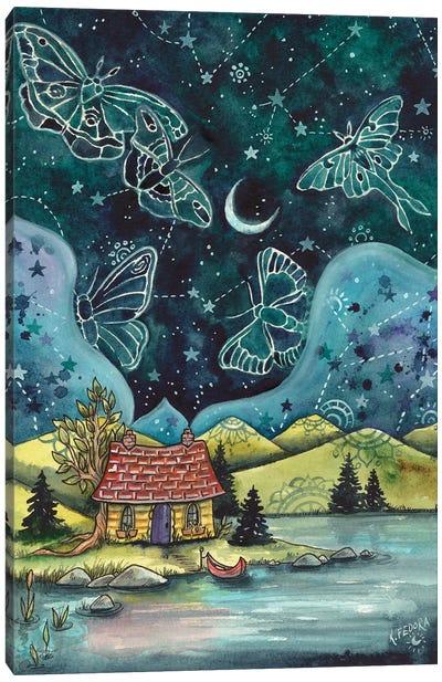 Big Skies Canvas Art Print