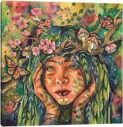 Awakening Forest Canvas Art Print