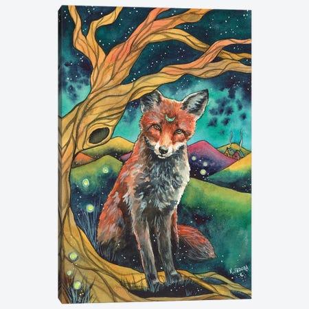 Shelter Under The Stars Canvas Print #KTF39} by Kat Fedora Canvas Art Print