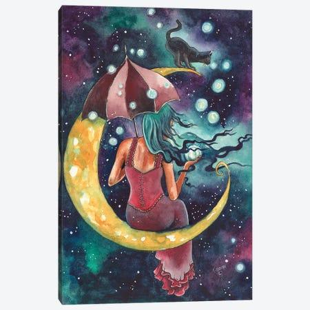 Capturing Magic Canvas Print #KTF3} by Kat Fedora Canvas Artwork