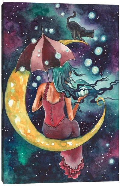 Capturing Magic Canvas Art Print