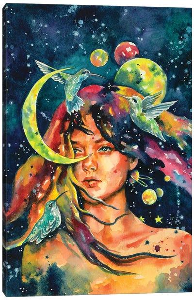 Free Spirit Canvas Art Print