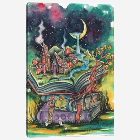 Imaginary Worlds Canvas Print #KTF6} by Kat Fedora Canvas Print