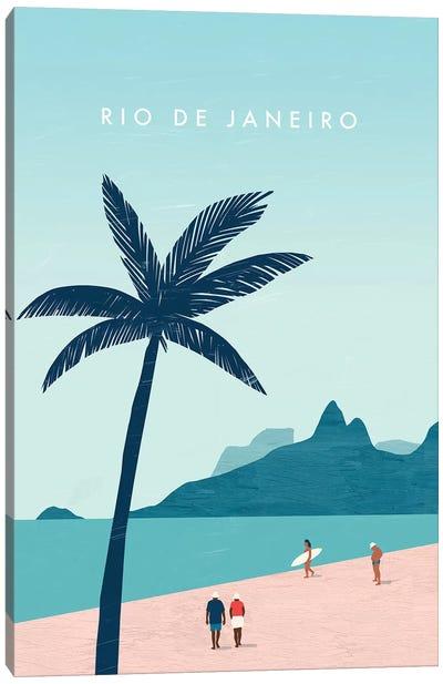 Rio de Janeiro Canvas Art Print