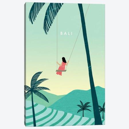 Bali Canvas Print #KTK21} by Katinka Reinke Canvas Print