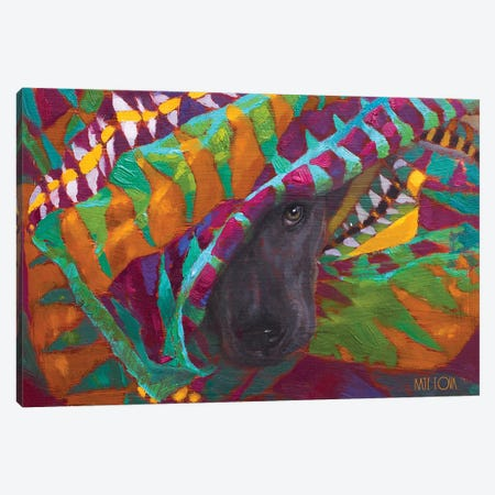 Under The Covers Canvas Print #KTO49} by Kate Tova Canvas Print