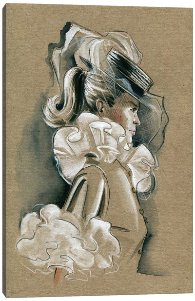Marc  Canvas Art Print